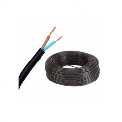 Cable Tipo Taller 2 x 0,50 mm x rollo 100 m